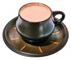 Какао на молоке
