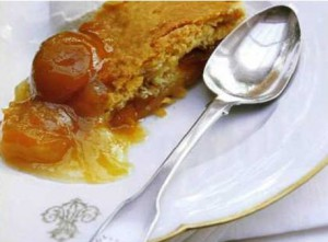 ПУДИНГ «РОЛИ-ПОЛИ» с абрикосовым джемом