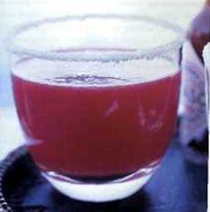 Сангрита – напиток с гренадином