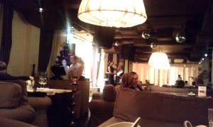 Ресторан «Пряник» на Мичуринском проспекте