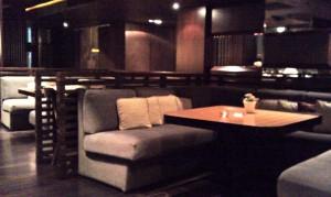 Интерьер Sky Lounge