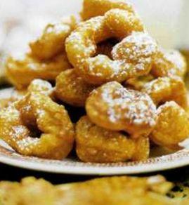 Пончики по-итальянски