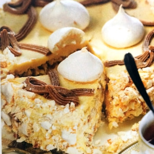 Торт Полет рецепт
