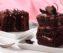 Быстрый кекс на кефире с шоколадом